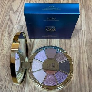🆕 TARTE RAINFOREST OF THE SEA: SIZZLE PALETTE